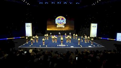 Casa Roble High School [2020 Super Varsity Non Tumbling Finals] 2020 UCA National High School Cheerleading Championship