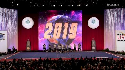 A Look Back At The Cheerleading Worlds 2019 - Senior Small Medalists