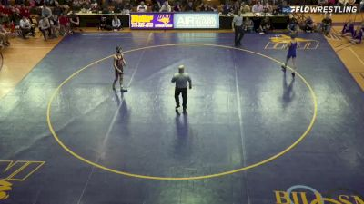 Jack Skudlarczyk (Northern Iowa) vs Ridge Lovett (Nebraska)