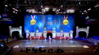 Ponderosa High School [2020 Small Pom Finals] 2020 UDA National Dance Team Championship