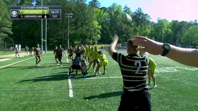 All The Tries From The D1A Semis