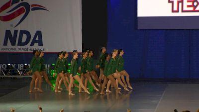 University of North Texas [2019 Jazz Division IA Finals] 2019 NCA & NDA Collegiate Cheer and Dance Championship