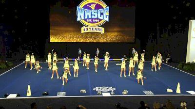 Liberty Ranch High School [2020 Super Varsity Non Tumbling Finals] 2020 UCA National High School Cheerleading Championship