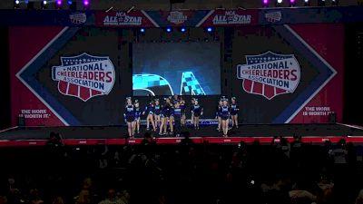 Dynasty Athletics Black Reign [2020 L2 Small Junior D2 Day 2] 2020 NCA All-Star Nationals