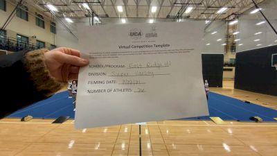 East Ridge High School [Super Varsity] 2021 UCA February Virtual Challenge