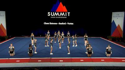 Cheer Extreme - Sanford - Vortex [2021 L1 U17 Prelims] 2021 The Summit