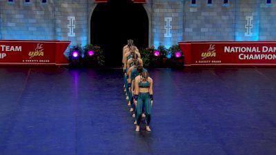 Studio L Dance Co. - Bennie & The Jets [2021 Senior - Jazz Semis] 2021 UDA National Dance Team Championship