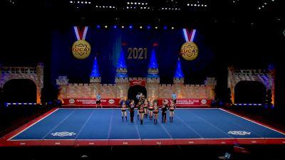 Elite Cheer Michigan - COED CRUSH [2021 L6 Senior Coed Open -  Small Day 2] 2021 UCA International All Star Championship