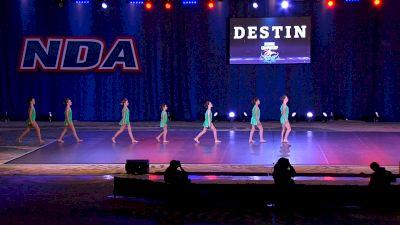 Destin Middle School Dazzlers [2021 Junior High Jazz Finals] 2021 NDA High School National Championship