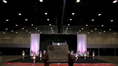 Spirit of Texas - Royalty [L6 Senior Coed - Medium] 2021 NCA All-Star Virtual National Championship