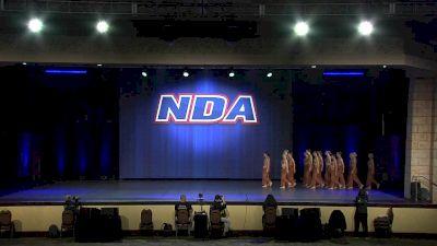 Dance Dynamics [2021 Senior Large Contemporary/Lyrical] 2021 NDA All-Star National Championship