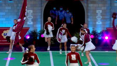 Niceville High School [2021 Medium Game Day Div I Finals] 2021 UCA National High School Cheerleading Championship