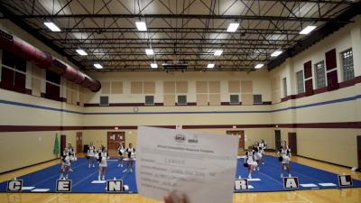 Central High School [Game Day Large Varsity - Non Tumble] 2020 UCA Louisiana Virtual Regional