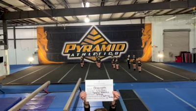 Pyramid Athletics - Sphinx [L1 Youth - Non-Building] 2021 Varsity All Star Winter Virtual Competition Series: Event II