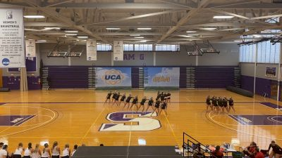 Pennsylvania State University [Division IA] 2021 UDA College Camps: Home Routines