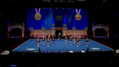McKendree University [2021 Small Coed Division I Semis] 2021 UCA & UDA College Cheerleading & Dance Team National Championship