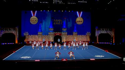Sacred Heart University [2021 All Girl Division I Semis] 2021 UCA & UDA College Cheerleading & Dance Team National Championship