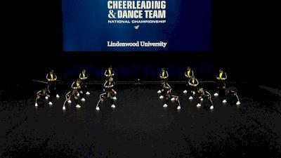 Lindenwood University [2021 Open Hip Hop Finals] 2021 UCA & UDA College Cheerleading & Dance Team National Championship