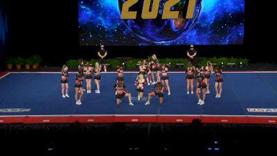 Idaho Cheer - Jet [2021 L6 Senior Open Finals] 2021 The Cheerleading Worlds