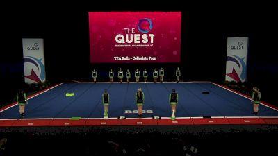 TPA Bulls - Collegiate Prep [2021 Open Traditional Rec - 18Y (NON) Finals] 2021 The Quest