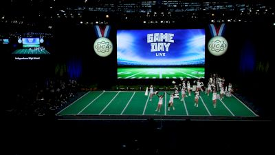 Independence High School [2021 Varsity Game Day Live Finals] 2021 UCA National High School Cheerleading Championship
