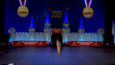 World Class All Star Dance - Sparklers [2021 Youth - Prep - Cont/Lyrical Semis] 2021 UDA National Dance Team Championship