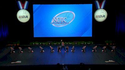 Ruckel Middle School [2021 Junior High - Hip Hop Finals] 2021 UDA National Dance Team Championship
