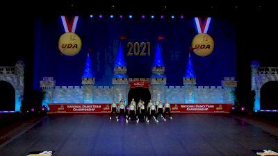 Millard West High School [2021 Small Varsity Hip Hop Finals] 2021 UDA National Dance Team Championship