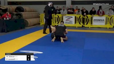 Check Out This Precise Armbar From Michael Salazar