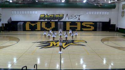 Mountain Vista High School - TEAM [Varsity - Pom] 2021 NCA & NDA Virtual March Championship