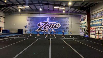 Zone Cheer - Diamond [L1 Mini - D2] 2021 The Regional Summit Virtual Championships