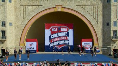 Stephen F Austin State University [2021 Intermediate All-Girl Division I Finals] 2021 NCA & NDA Collegiate Cheer & Dance Championship
