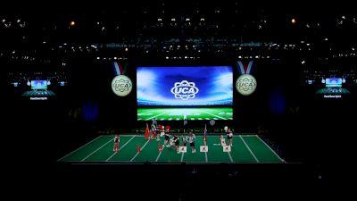 ParaCheer Spirit [2021 ParaCheer Game Day Semis] 2021 UCA National High School Cheerleading Championship