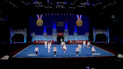 East Bay High School [2021 Small Varsity Coed Finals] 2021 UCA National High School Cheerleading Championship