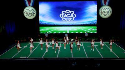 Niceville High School [2021 Small Junior Varsity Game Day Semis] 2021 UCA National High School Cheerleading Championship