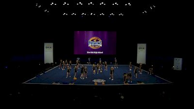 Live Oak High School [2021 Large Varsity Division II Semis] 2021 UCA National High School Cheerleading Championship