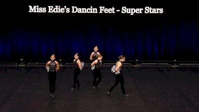 Miss Edie's Dancin Feet - Super Stars [2021 Youth Pom - Small Semis] 2021 The Dance Summit