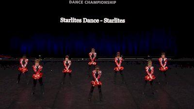 Starlites Dance - Starlites [2021 Youth Pom - Small Semis] 2021 The Dance Summit