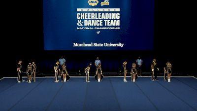 Morehead State University [2021 Cheer Division I Finals] 2021 UCA & UDA College Cheerleading & Dance Team National Championship