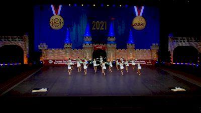 Utah Valley University [2021 Division I Pom Semis] 2021 UCA & UDA College Cheerleading & Dance Team National Championship