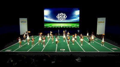 University of Louisiana Monroe [2021 All Girl Division IA Game Day Semis] 2021 UCA & UDA College Cheerleading & Dance Team National Championship