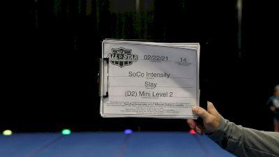 SoCo Intensity - Slay [L2 Mini - D2] 2021 NCA All-Star Virtual National Championship