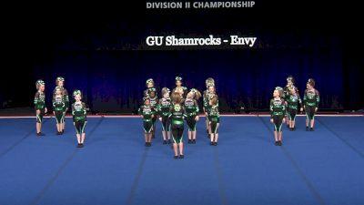 GU Shamrocks - Envy [2021 L3 Junior - Small Wild Card] 2021 The D2 Summit