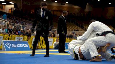 Ronaldo Junior Flys Over the Guard For An Armbar