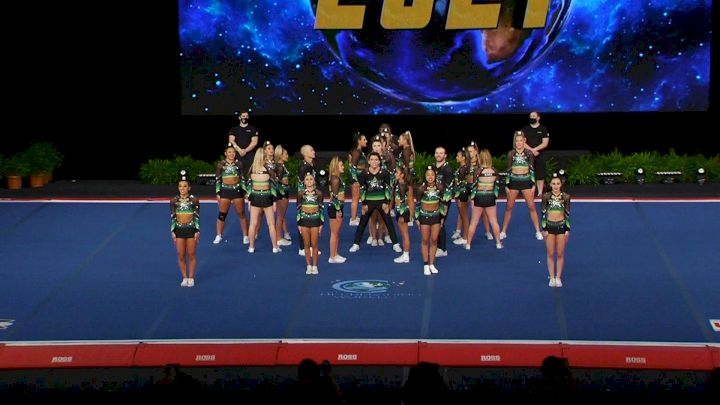 CheerForce San Diego - Nfinity [2021 L7 International Open Small Coed Finals] 2021 The Cheerleading Worlds
