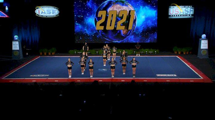 San Antonio Spirit - Team Smoke [2021 L6 International Open Small Coed Finals] 2021 The Cheerleading Worlds