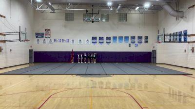 Desert Ridge [Small Varsity Show Cheer Advanced 6-12] 2020 USA Arizona & Utah Virtual Regional