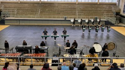 Hondo High School Indoor Percussion - Somewhere Out There