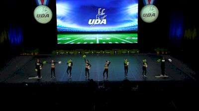 Choctawhatchee High School [2021 Small Game Day Semis] 2021 UDA National Dance Team Championship
