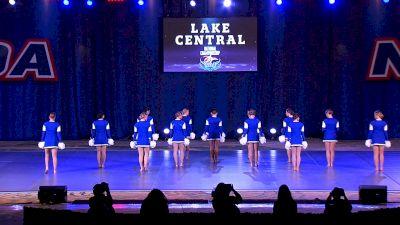 Lake Central High School [2021 Medium Varsity Pom Prelims] 2021 NDA High School National Championship